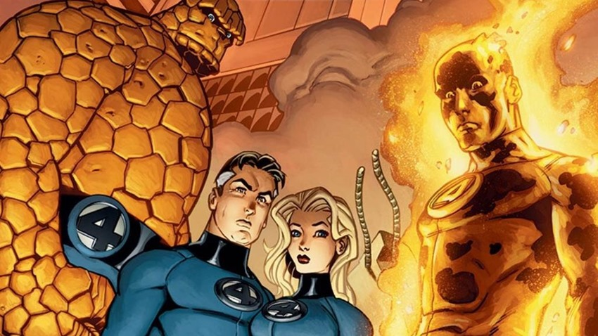 Fantastic Four Wieringo (1)