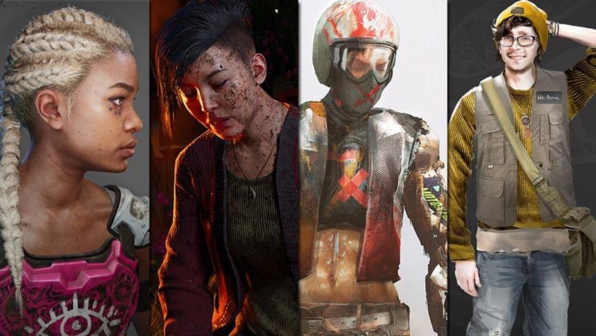 The Art Of Far Cry New Dawn Critical Hit