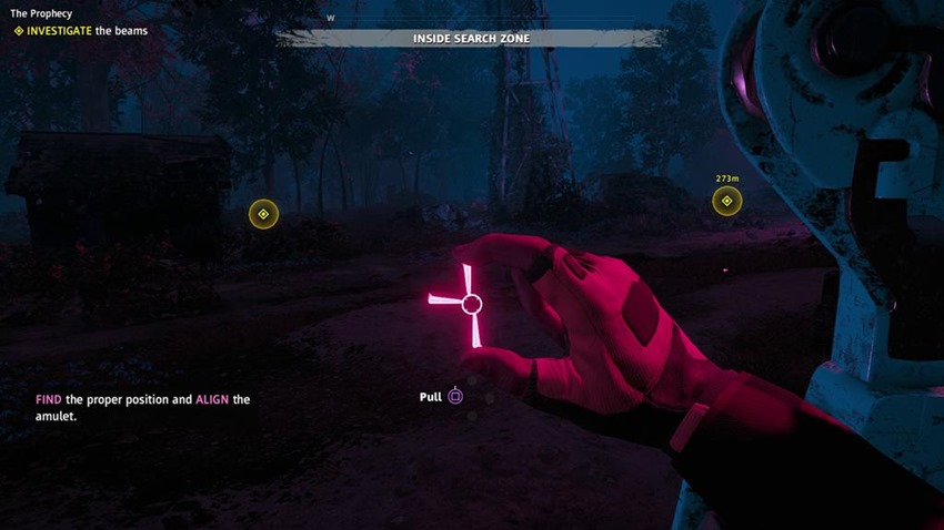 Far Cry New Dawn How To Correctly Align The Amulet And Find