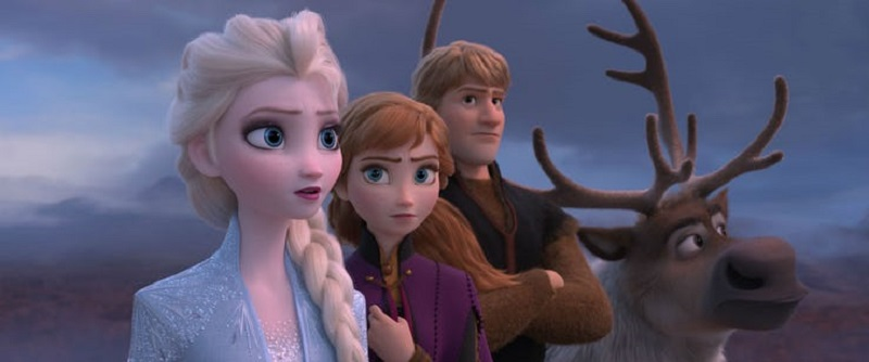 Just Let It Go and accept there is another trailer for Frozen 2 that has arrived 3