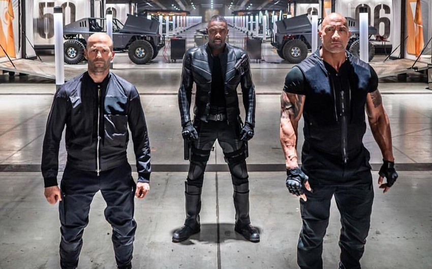 Dwayne Johnson confirms he's not in Fast 9; first Hobbs & Shaw trailer out later today 3