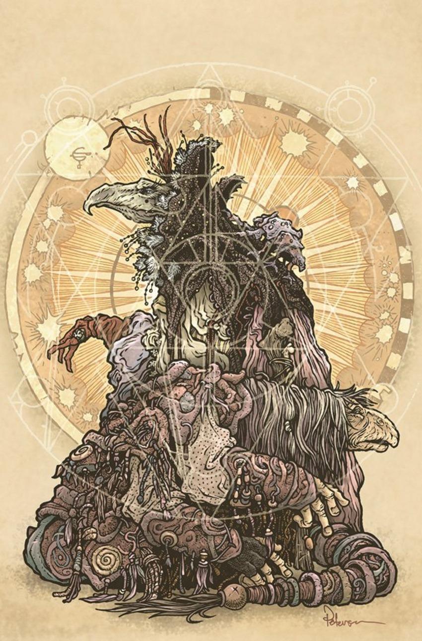 Jim Henson's Beneath The Dark Crystal #7
