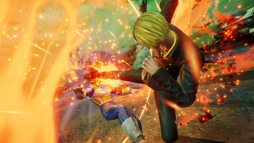 Jump Force Review – Shonen Slump 24