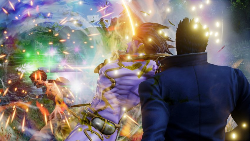 You were expecting other characters to be revealed in Jump Force, but it was me! Dio! 12