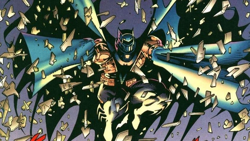 Knightfall (3)