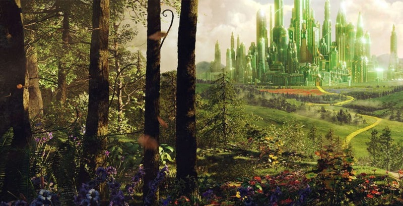 Legendary to produce a new TV series set in the land of Oz 4