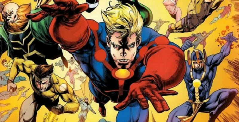 Kevin Feige shares some big ideas for Marvel's Eternals movie 3