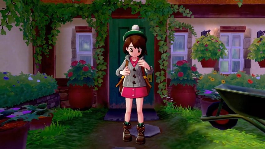 Here's your first look at Pokémon Sword and Pokémon Shield 18