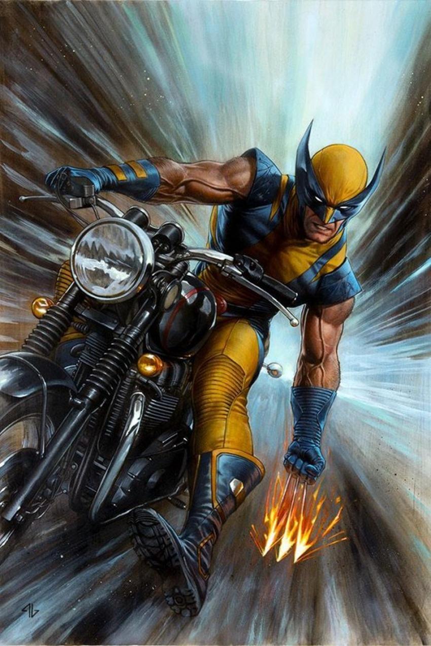 Return of Wolverine #5