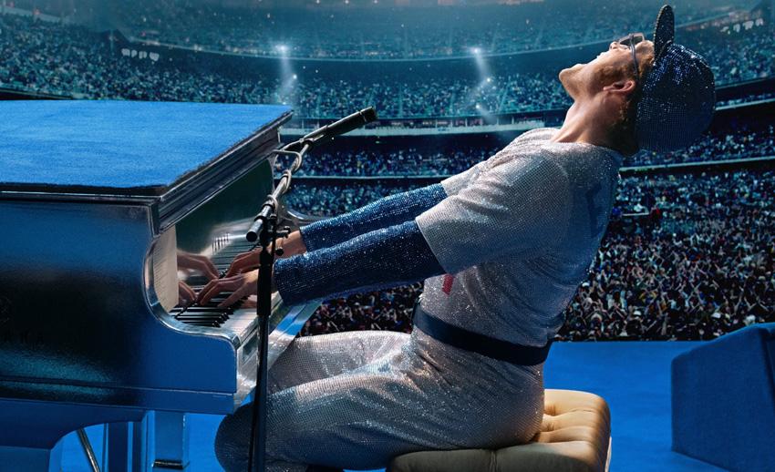 Watch Taron Egerton as Elton John in the first full trailer for Rocketman 4