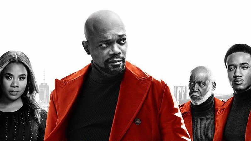 New 'Shaft' Trailer Boasts 3 Generations Of Shaft And Is Right On!