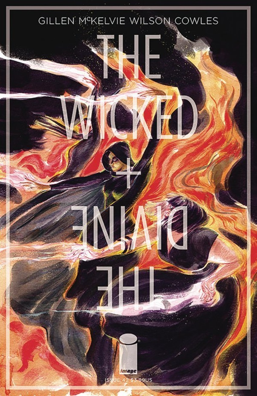 The Wicked   The Divine #42