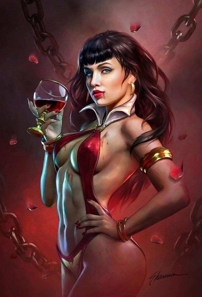 Vampirella Valentines Day Special #1