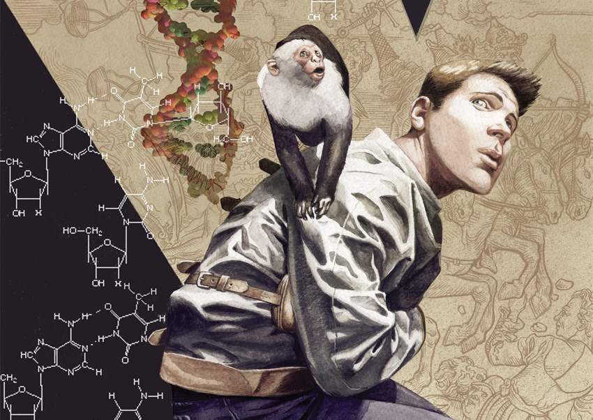 FX is officially making a Y: The Last Man series, first pic revealed 3