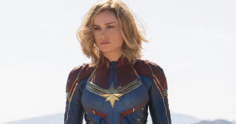 Captain Marvel is going higher, faster and further in this new Super Bowl TV spot 2
