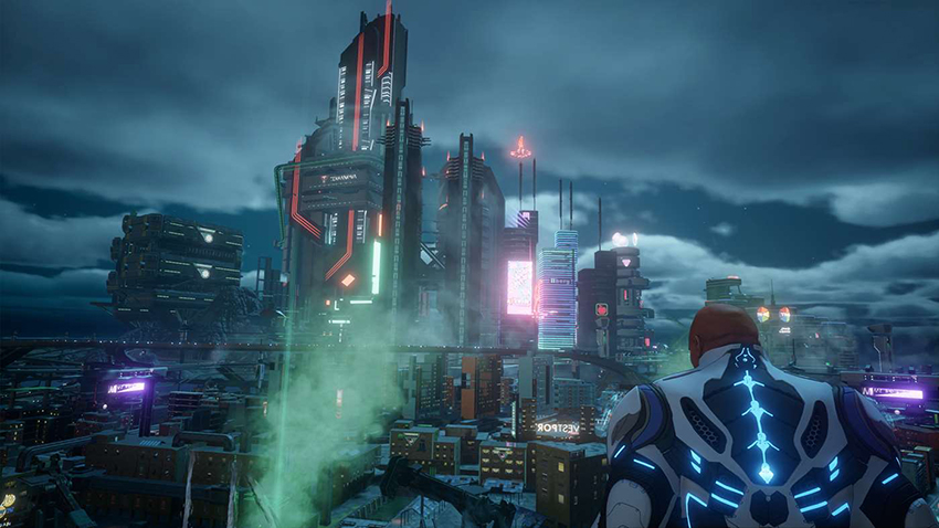 Crackdown 3 review - Crews Control 7