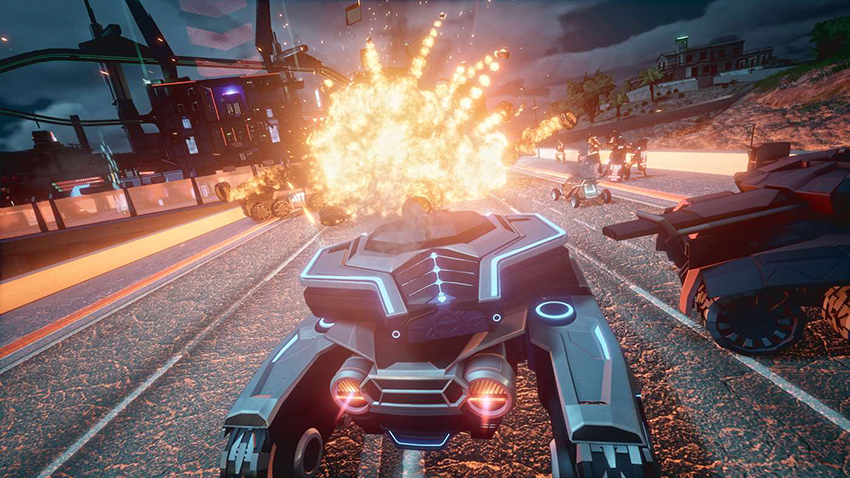 Crackdown 3 review - Crews Control 11