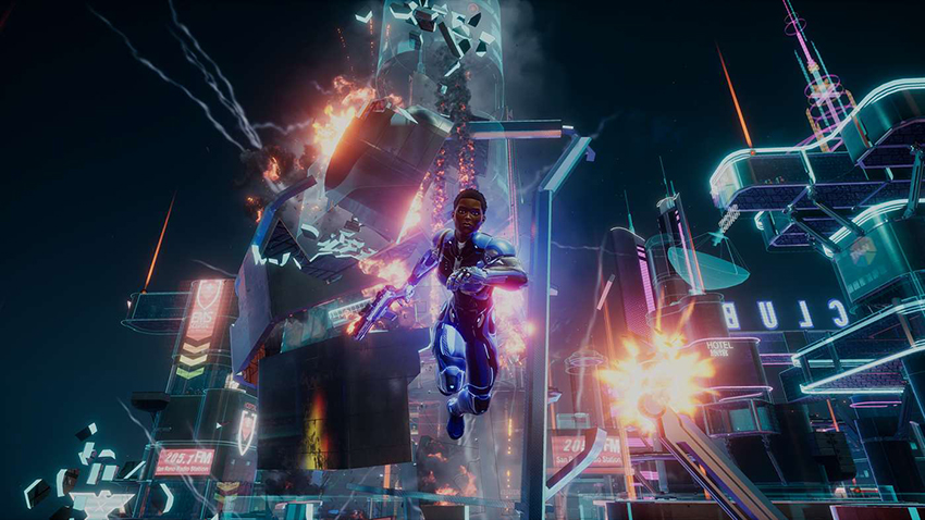 Crackdown 3 review - Crews Control 9