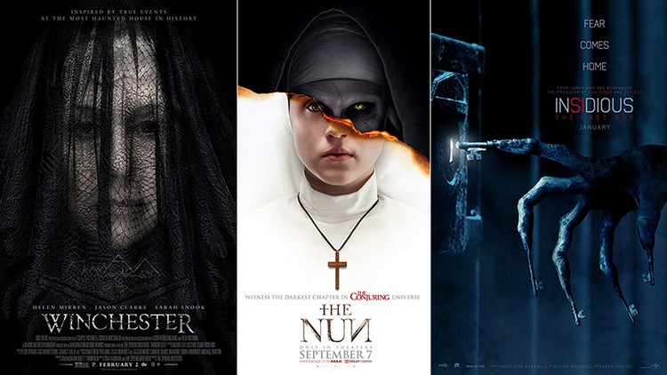 Horror home-viewing – The Nun, Winchester and Insidious: The Last Key reviewed 8