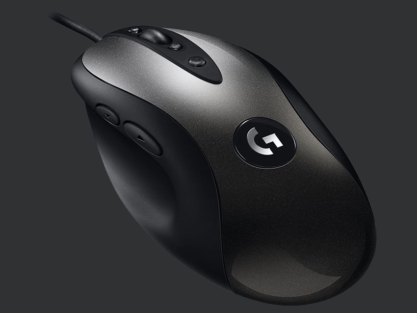 Logitech reintroduces the MX518 gaming mouse for $60