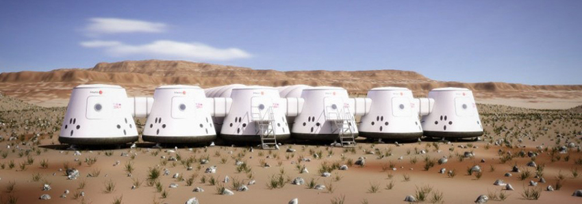 The Mars One Project has run out of money 4