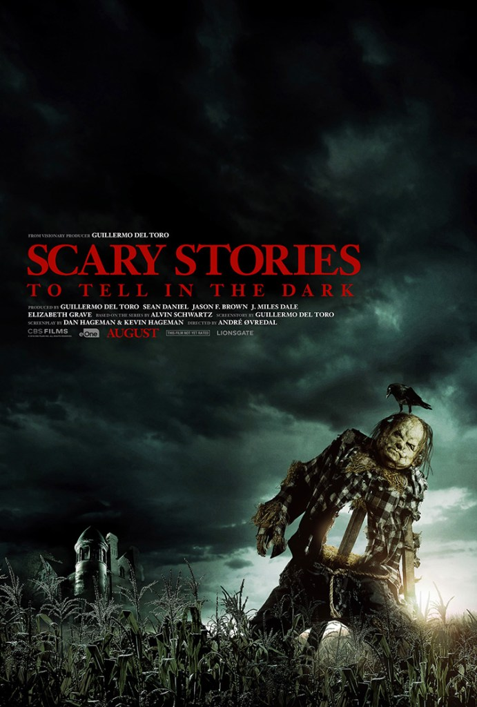 Watch four creepy Super Bowl teasers for Guillermo del Toro's Scary Stories to Tell in the Dark! 4