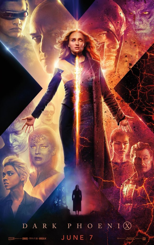 New trailer and poster for X-Men: Dark Phoenix burns its way online 4