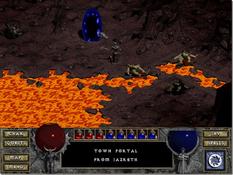 Diablo 1 Retrospective - Or How I Learned To Love The Loot 9