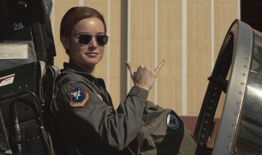 Local weekend box office - Captain Marvel holds off newcomers again 2