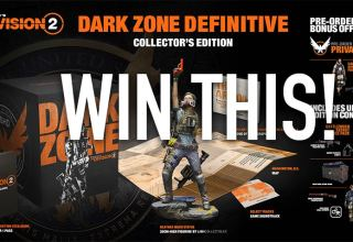Reminder: Win a The Division 2 Dark Zone Collector's Edition for Xbox One! 11