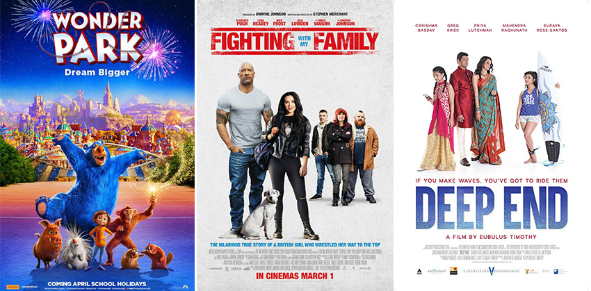 Movies out Today: 15 March 2019 2