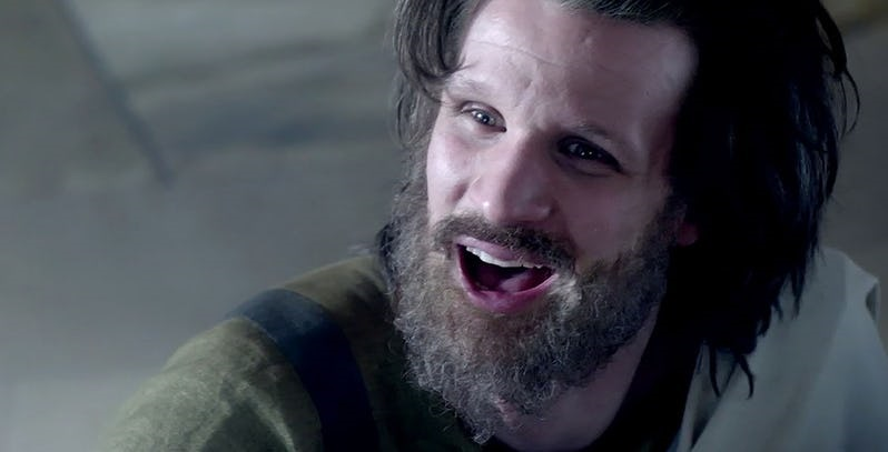 Matt Smith is Charles Manson in this new trailer for Charlie Says 2