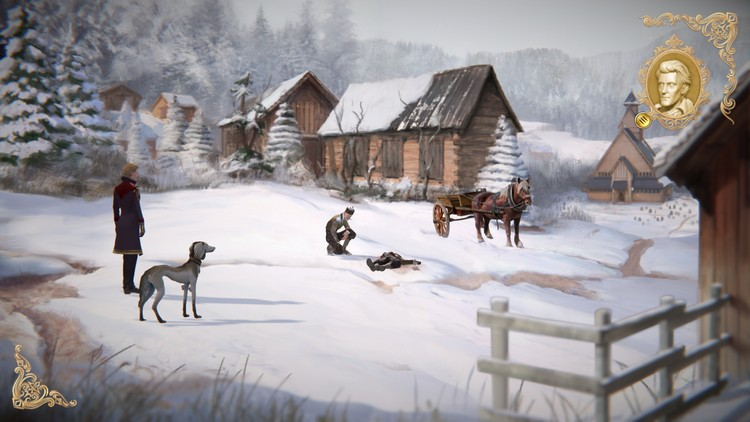 Dance of Death: Du Lac and Fey preview – A ripper of a yarn in need of gripping gameplay 11