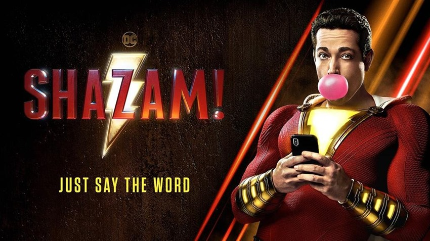 New SHAZAM Trailer Introduces Us To Captain Sparkle Fingers