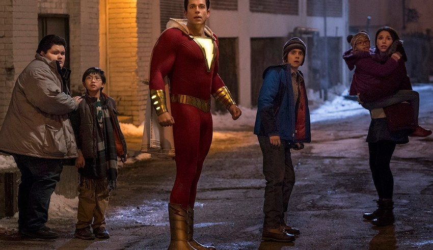 Shazam! is currently the highest-rated DCEU movie ever on Rotten Tomatoes 3