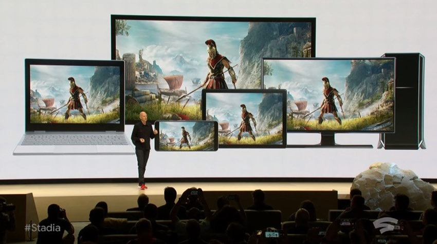 "Google reveals their gaming streaming service Stadia, a platform for ""everyone"" to play games on 11"