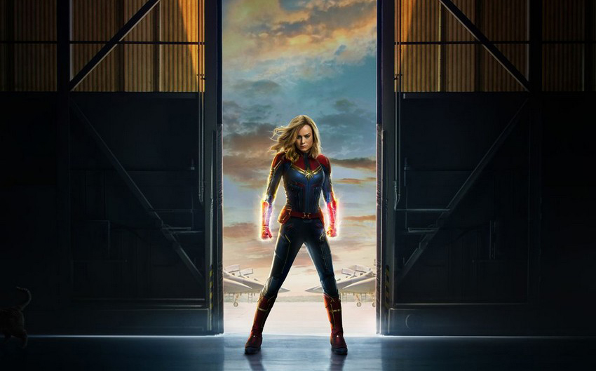 Local weekend box office - Captain Marvel rockets to the top 2