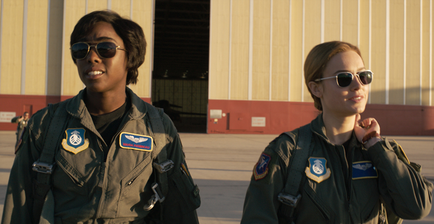 Captain Marvel second opinion review - Brie Larson blasts off in this fun cosmic caper 7