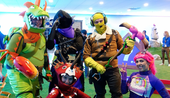 Show off that cosplay at Rand Show 2019 and you could win R30 000! 3