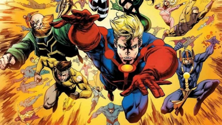 Possible Funko Pop leak may have revealed the villain for Marvel's Eternals film 4