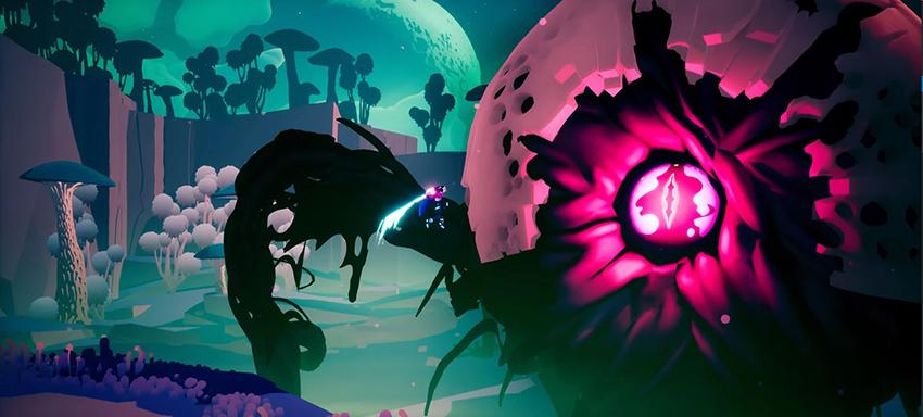 Heart Machine reveals their next game, Solar Ash Kingdom 5