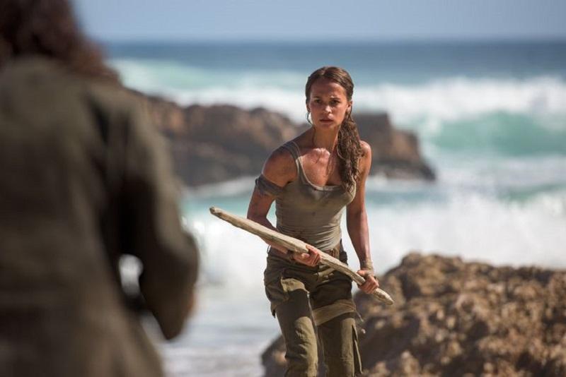 Alicia Vikander's Tomb Raider is getting a sequel 3