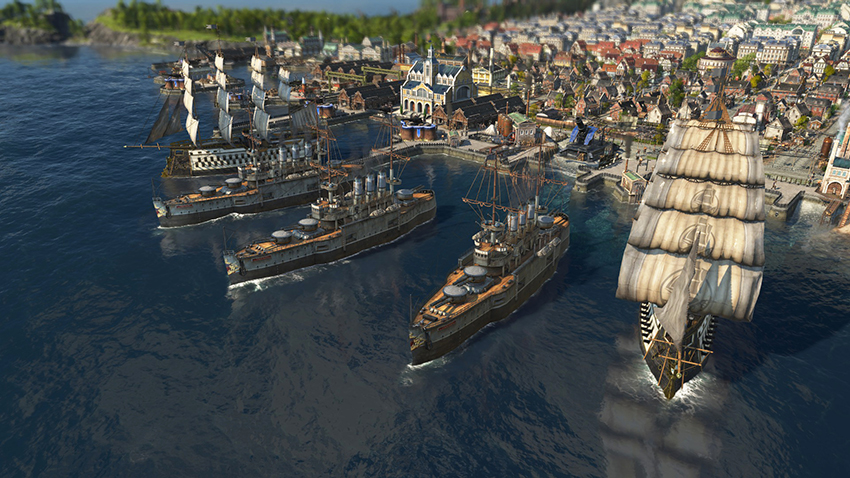 Anno 1800 review - Time goes on, and civilizations stand tall 13