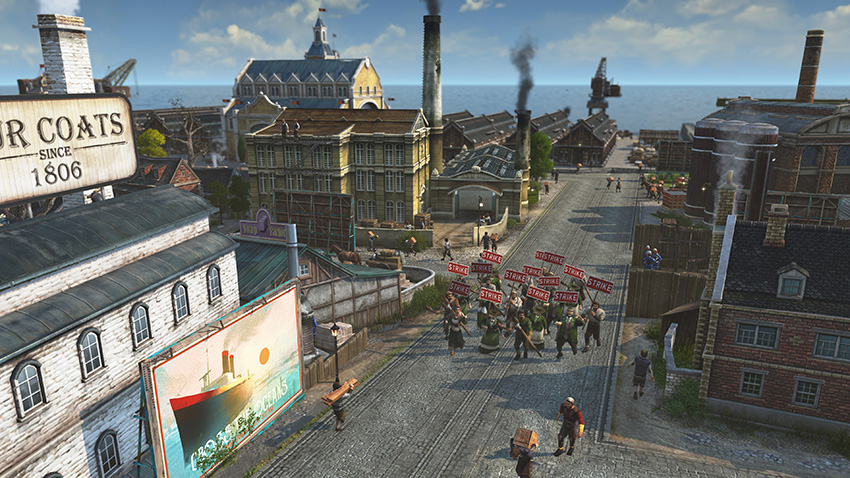 Anno 1800 review - Time goes on, and civilizations stand tall 18