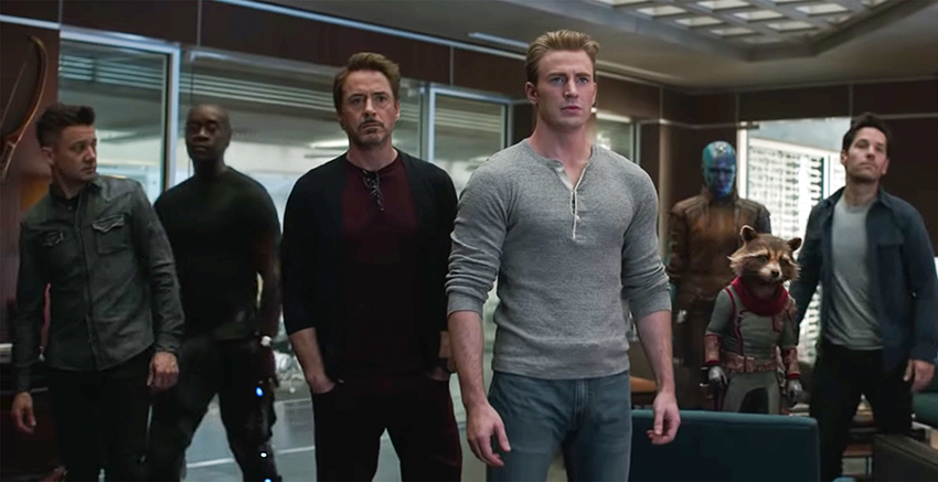 """James Cameron on Avengers: Endgame beating Avatar's box office record: """"It gives me a lot of hope"""" 5"""
