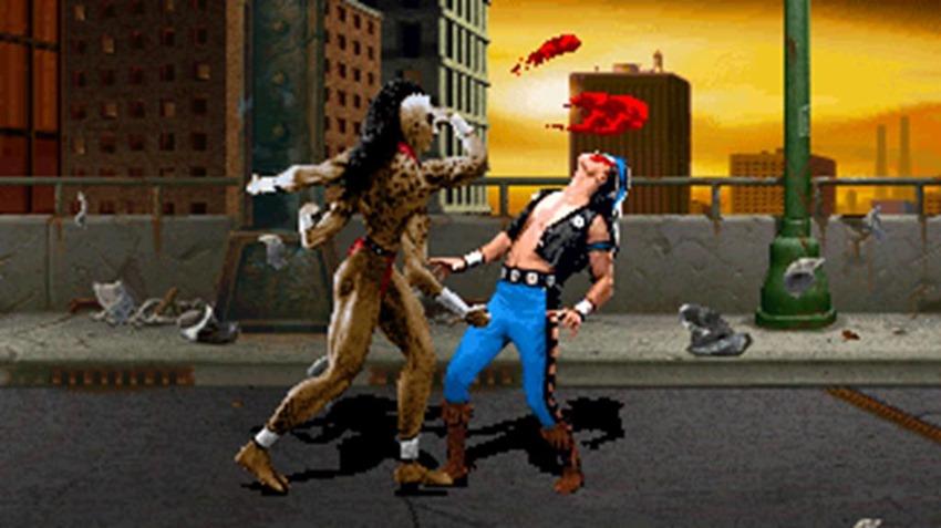Mortal Kombat History (3)