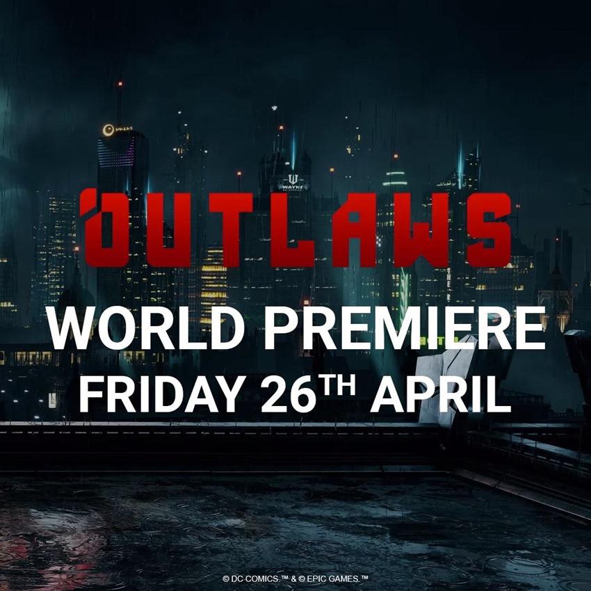 Outlaws faaaaaaaake
