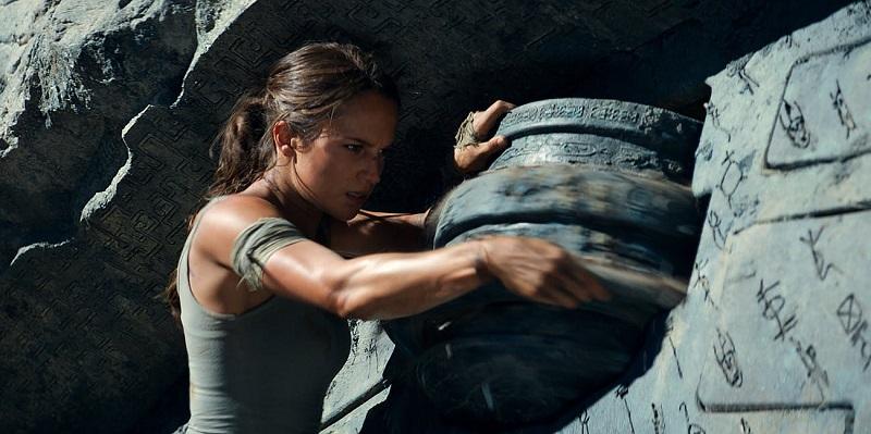 Alicia Vikander's Tomb Raider is getting a sequel 4