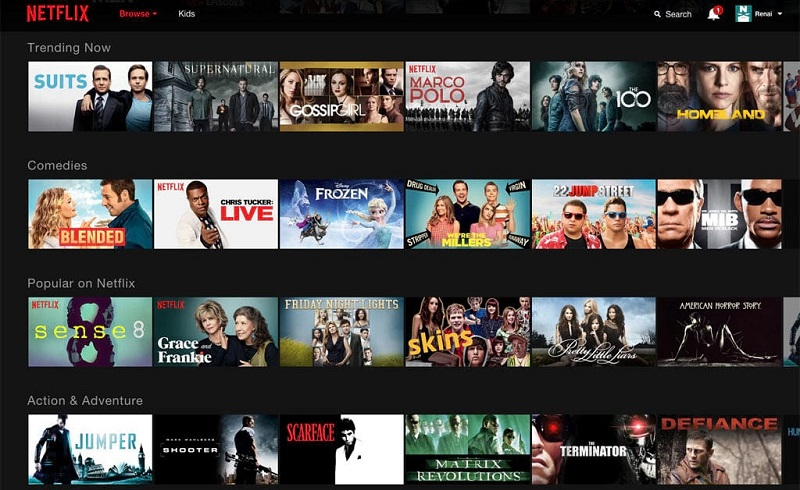 Netflix's Ted Sarandos talks about the impact of Covid-19 on the streaming giant, its employees, and its subscribers 4