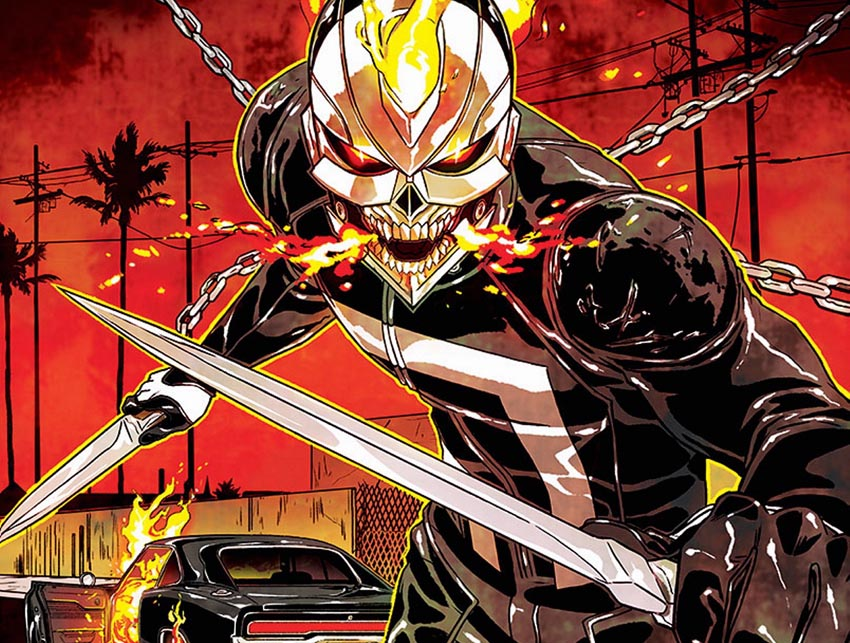 Hulu and Marvel making new Ghost Rider, Daimon Hellstrom live-action series 4